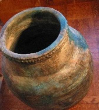 Pottery Vase Repair